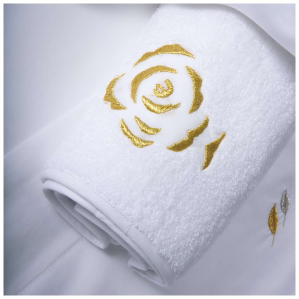 RN Renaissance Paris BathRoom Rose Moderne Gold